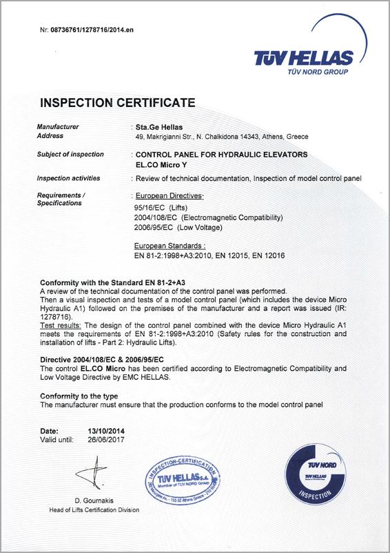 CE-Zertifikate