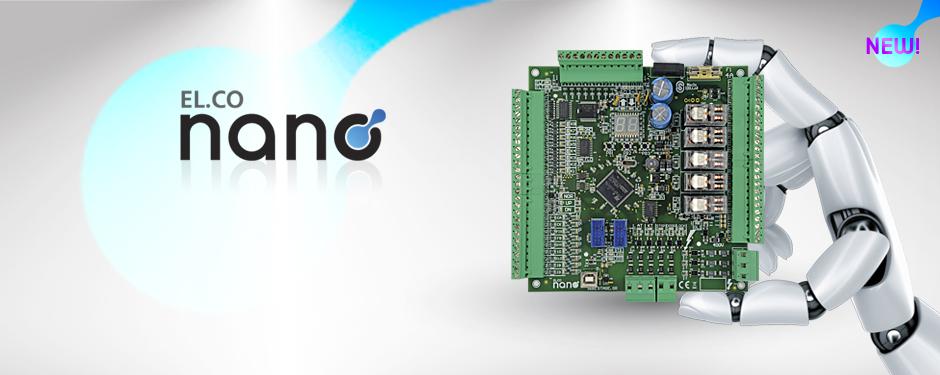 New EL.CO Nano product series!